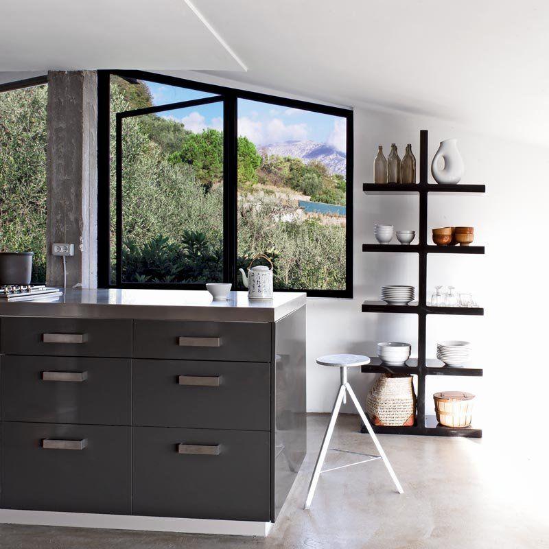 Une cuisine minimaliste et naturelle - Marie Claire Maison