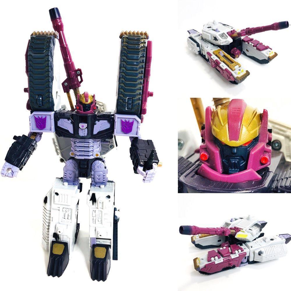 Transformers Armada écran De fumée complet deluxe