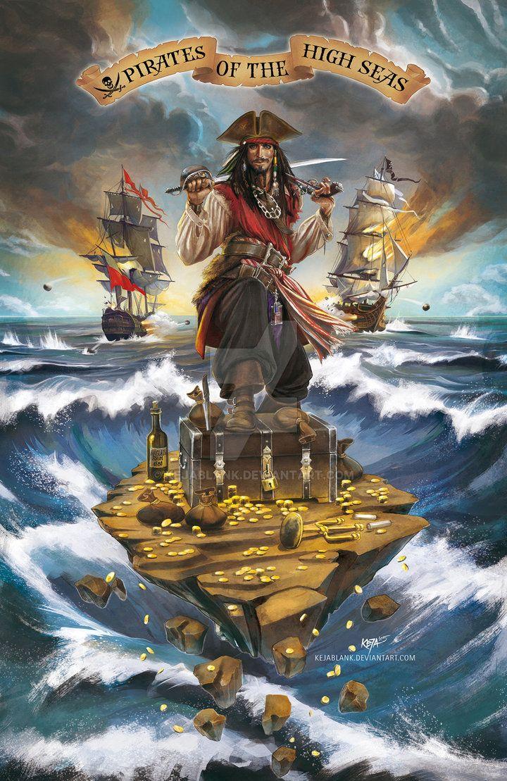 Pirate Of The Caribbean Sea Fluch Der Karibik Karibik Piraten