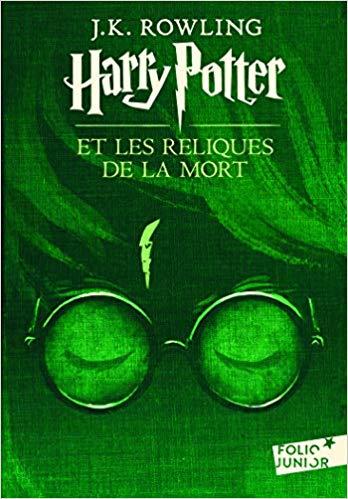 Harry Potter Et Les Reliques De La Mort French Edition J K Rowling Jean Francois Menard 9782070585236 Harry Potter Pdf Harry Potter Rowling Harry Potter
