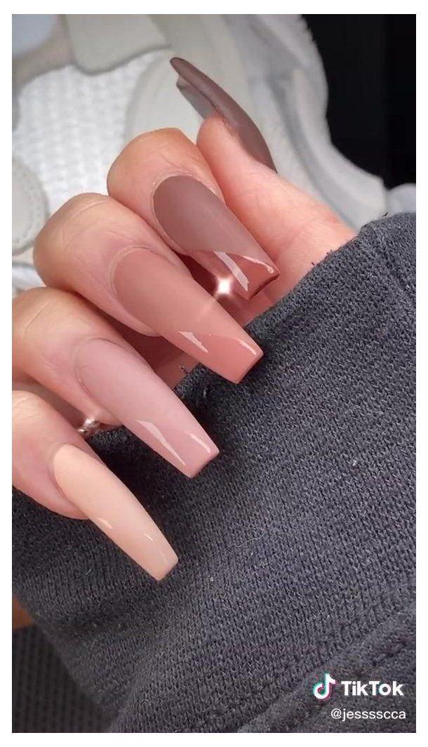 emerald nails acrylic nail art