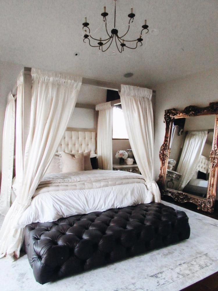 6 Moglichkeiten Um Ihr Schlafzimmer Sehen Sie Wie Ein Luxushotel Suite Franzosischschlafzimmer Hauptschlafzimmer Zimmer Luxusschlafzimmer