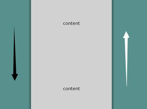 Smooth Background Color Transition Effect On Scroll