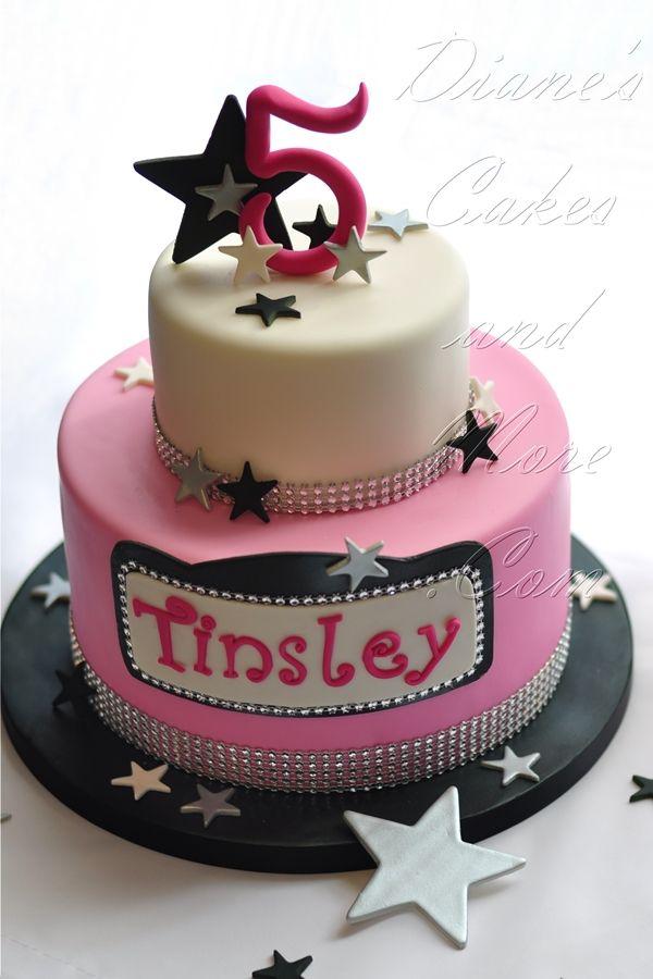 Hollywood Birthday Cake Cake Bithday Cake Cupcake Cake