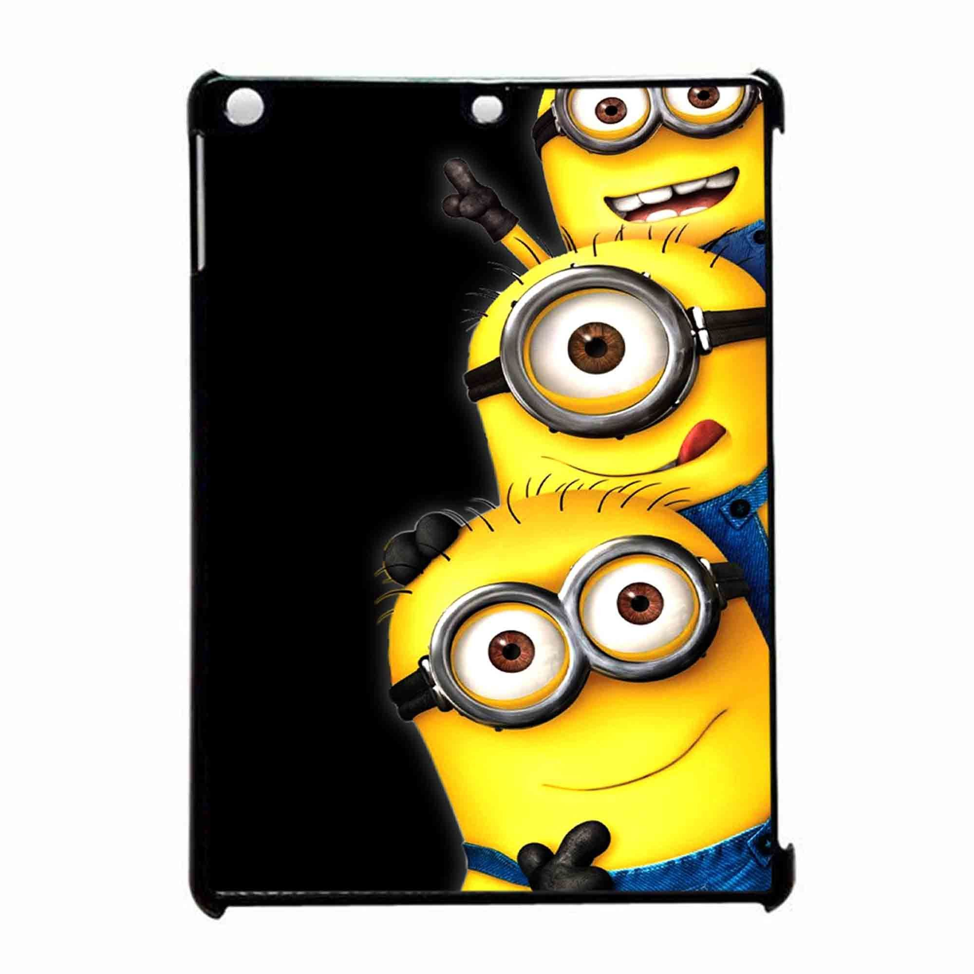 Great Despicable Me Minions Animation iPad Air Case