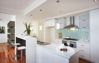 Kitchen Tiles Glass Splashback glass tile splashback | renovations -kitchen | pinterest | house
