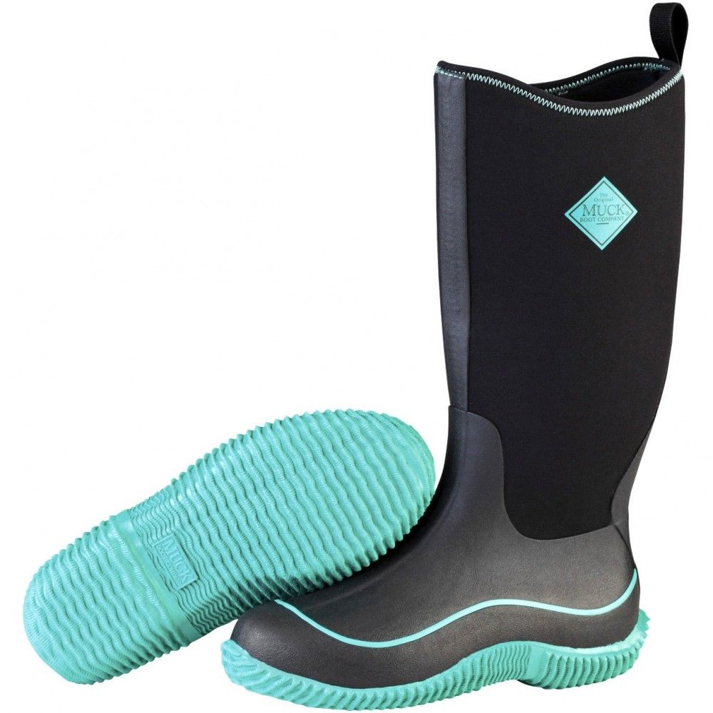 Muck Boots Womens Hale Lightweight Slip On Wellington Boots