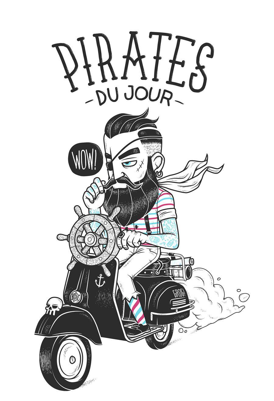 Pirates Du Jour