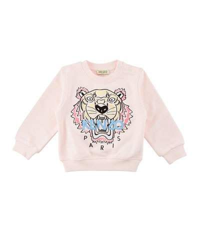 1f8c70d51 Tiger Embroidered Sweater Size 6-18 Months   Products   Kenzo ...