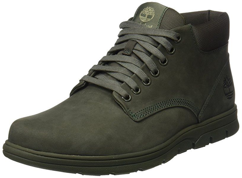 on sale d80ca d4b2a Timberland Herren Bradstreet Leather Sensorflex Chukka Boots ...