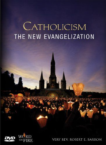 Catholicism: The New Evangelization Word on Fire Reco in Catholic Digest, 4 DVD's