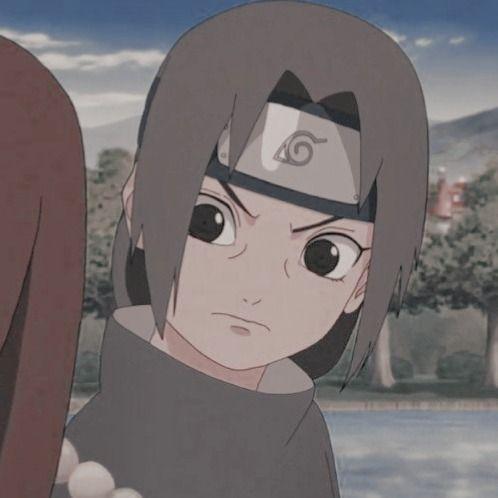anime icon: itachi | Naruto shippuden sasuke, Arte naruto ...