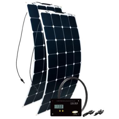 Gp Flex 200 Watt Solar Kit Rv Solar Panels Flexible Solar Panels Solar Kit