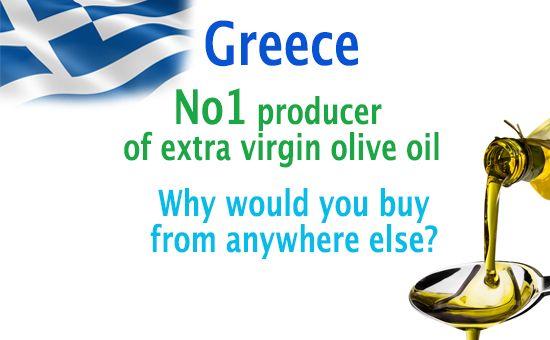 You don't buy Greek olive oil? Let us get to know your preferences to serve you better! http://infodata.gr/en/survey    Greek olive oil campaign ..... Be part of it