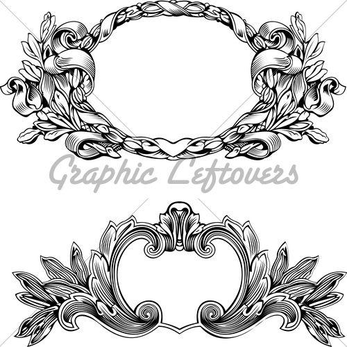 filigree frames | Fili...