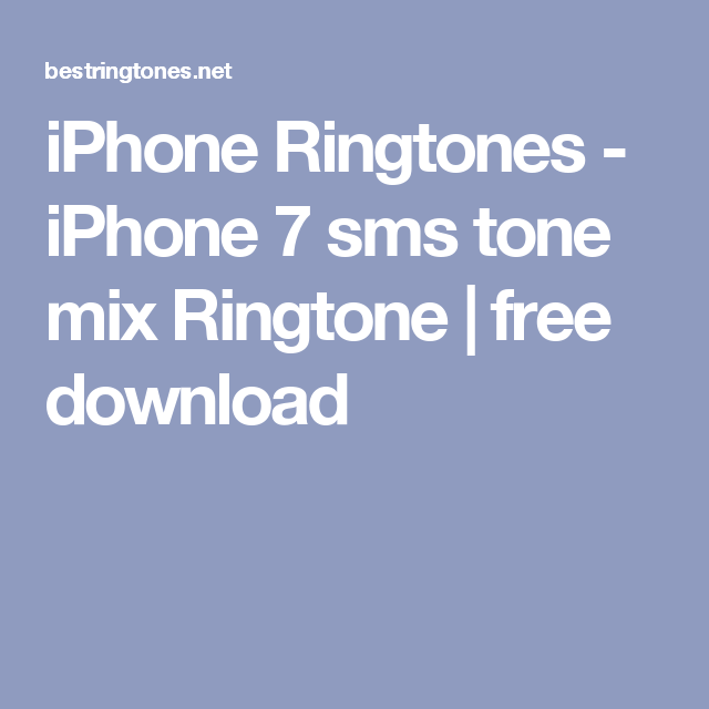 83de83ba9bc2208d3af69cf6192c2a62 - How To Get A Different Ringtone On Iphone 6