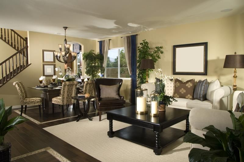 . 22 Living Rooms With Earth Tones   Living Room Designs and Ideas