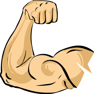 muscle arm clip art 6 pack abs are still possible this summer rh pinterest com muscle png clipart muscle png clipart