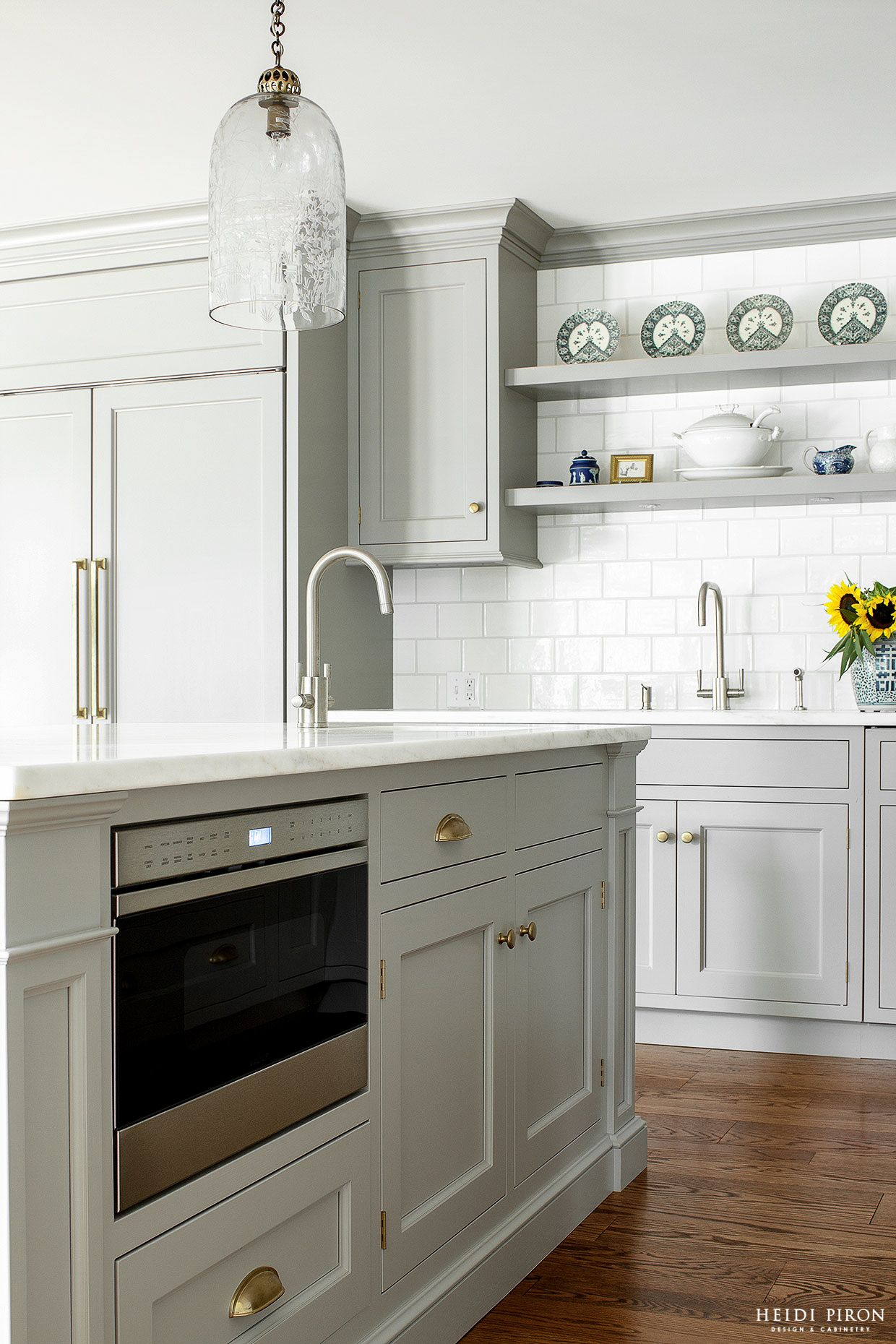 Heidi Piron Design And Cabinetry Traditional Kitchens Kitchen