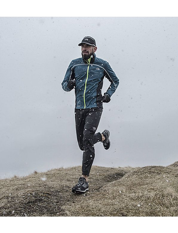Trail running, Running