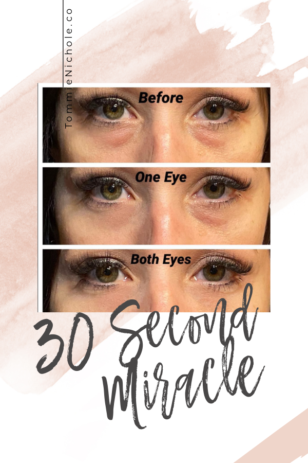 30 Second Eye Miracle Botox Under Eye Puffiness Skin Care