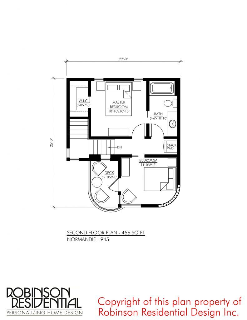 Contemporary Normandie 945 In 2019 New Home Plans