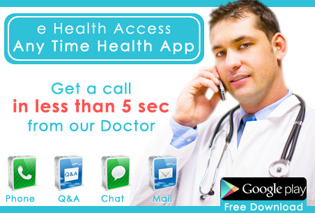 App is for FREE, sign up and click to connect with doctor, come on hurry up, install it and stay connected with health.  https://play.google.com/store/apps/details?id=com.wehealthaccess