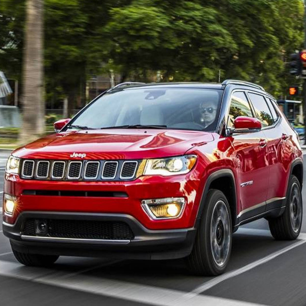 Jeep Launches Range Topping Compass Limited Plus At Rs 21 07 Lakh