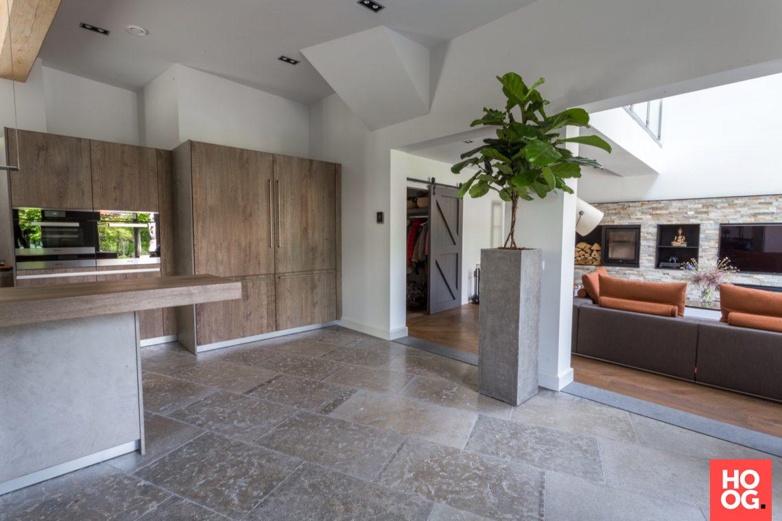 Natuursteen vloer in keuken natuursteen vloeren van galen keuken