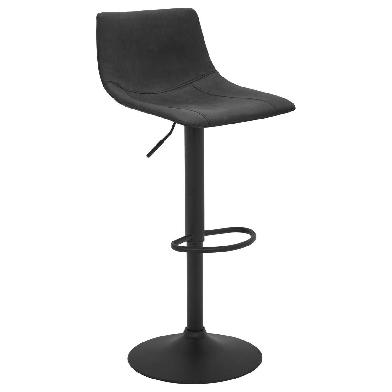 Pleasing Textured Faux Leather Metal Adjustable Bar Stool New Beatyapartments Chair Design Images Beatyapartmentscom