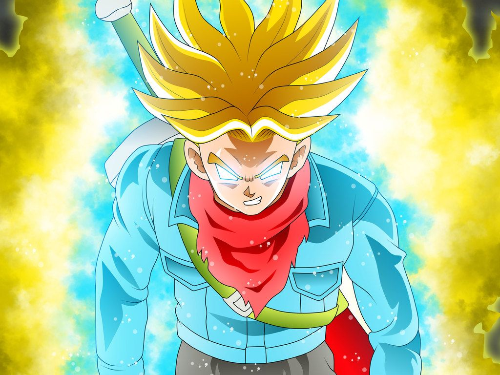 Trunks Dragon Ball Super Wallpaper Anime Dragon Ball Super Dragon Ball Dragon Ball Art