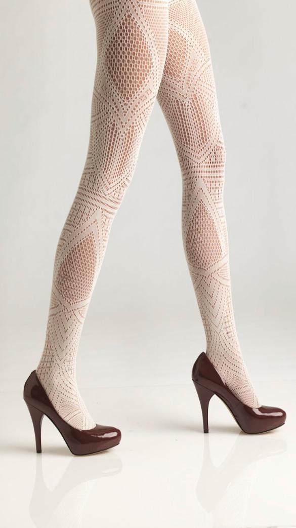 e6ac13e41f390 Delicate net tights (minus the heels for me)   StyleStudio ...