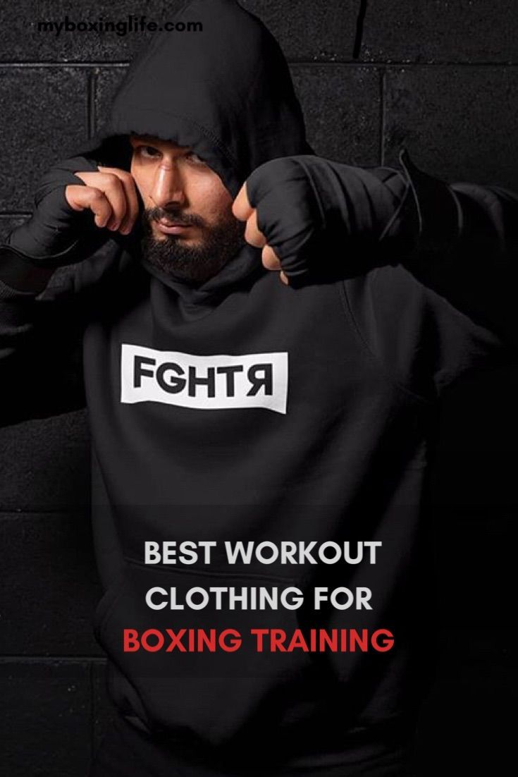 Check out some great boxing clothing for your workouts. #boxing #boxinglife #boxinggloves #boxingwor...