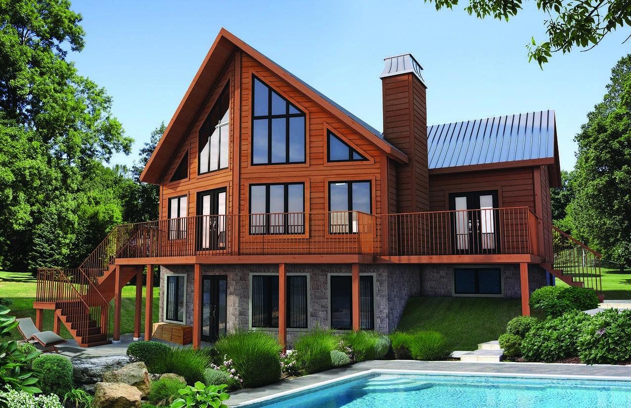 15 Classic Floor Plans Under 2000 Sq Ft Log home