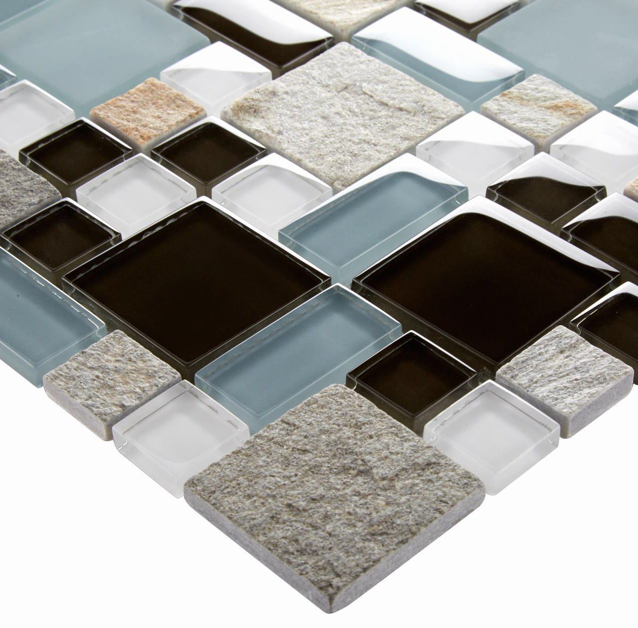 Pin On Glass And Stone Tiles