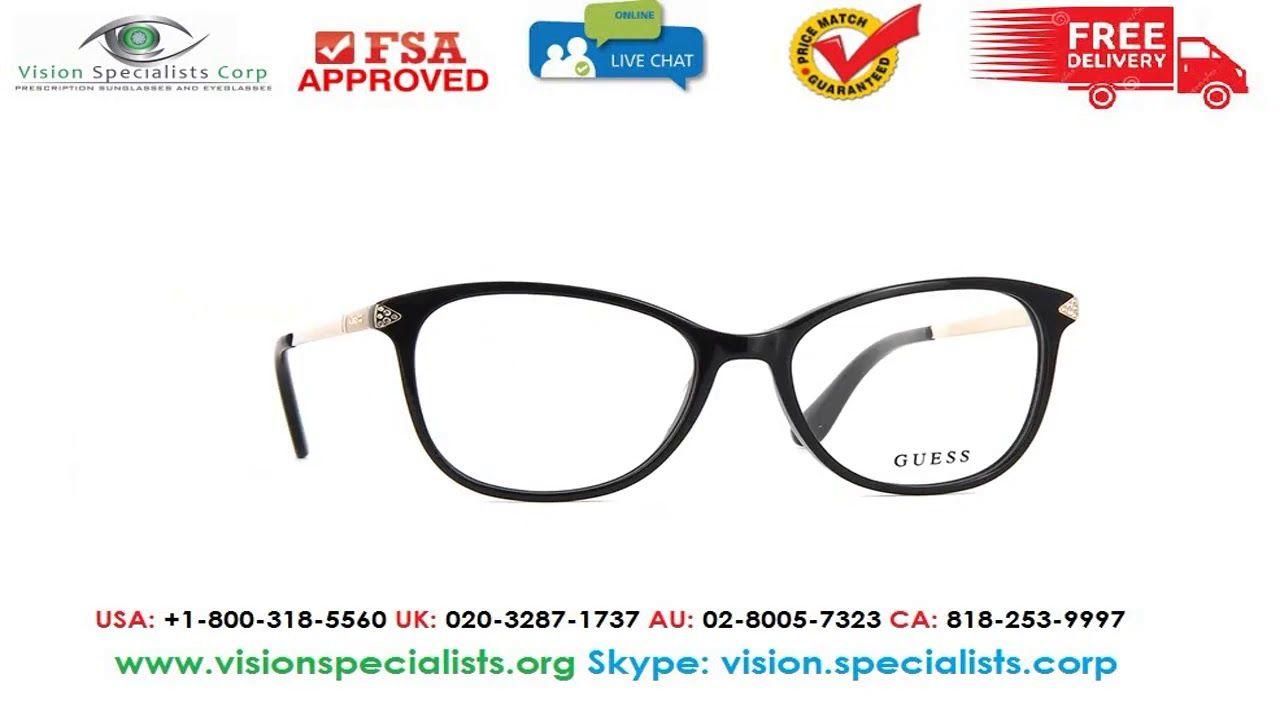 9937df79584 Guess GU2632 S 005 Glasses