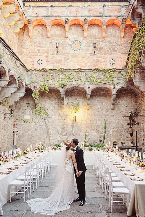 Where To Get Married In Italy: A Romantic Destination Wedding In Florence, Italy