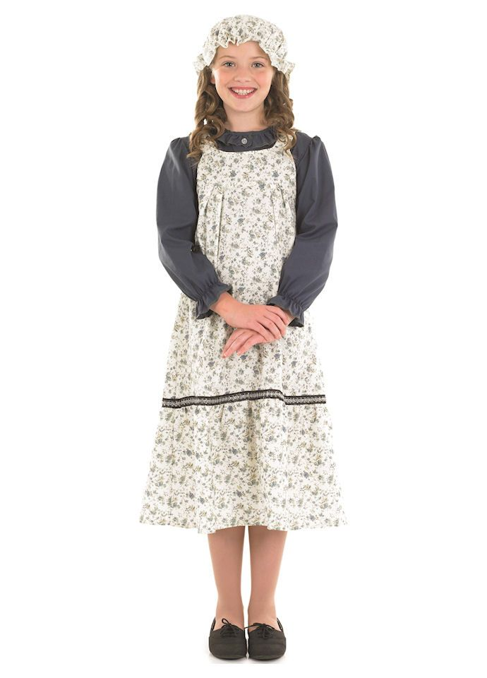 e37219cdd Victorian School Girl childrens dress up costume by Fun Shack in ...