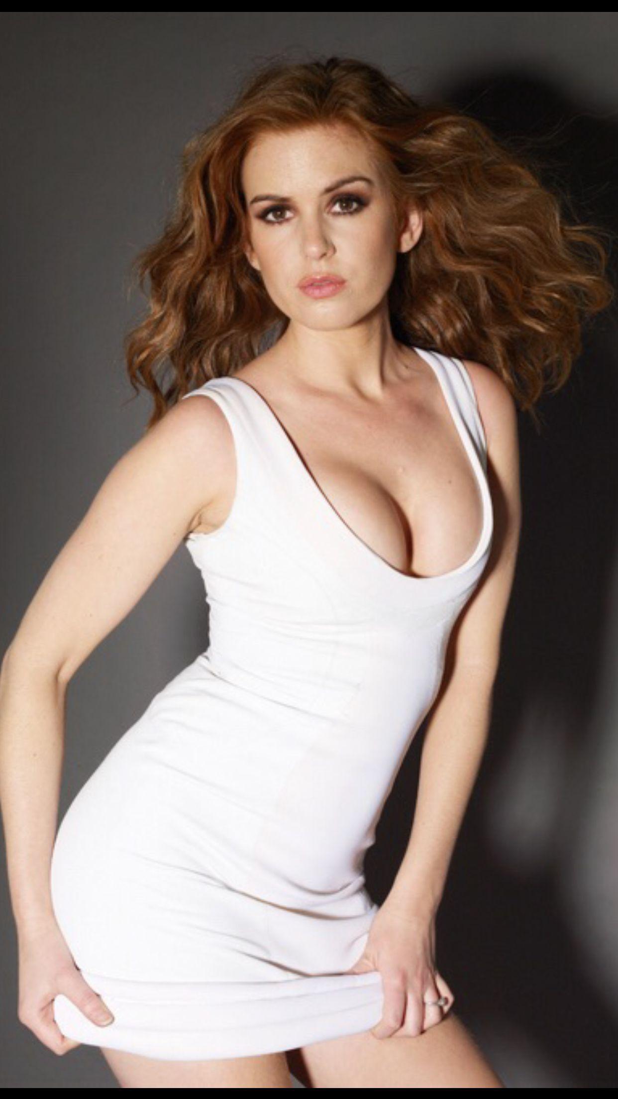 fisher actress hot Isla