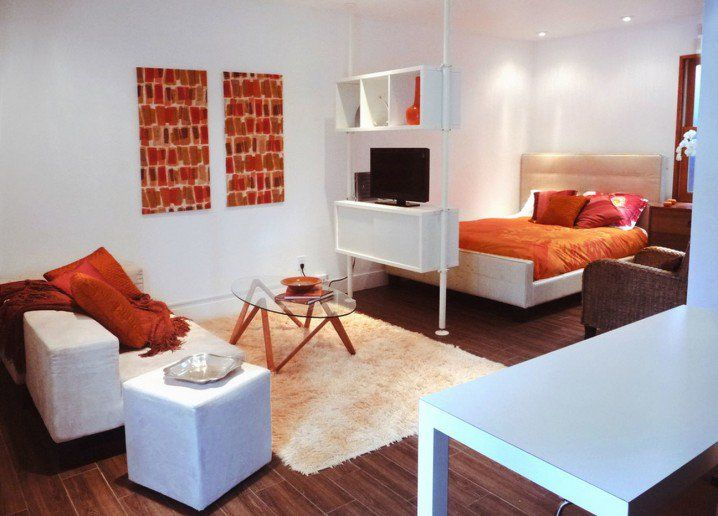 Idées pour agencer un petit appartement Décoration intérieure