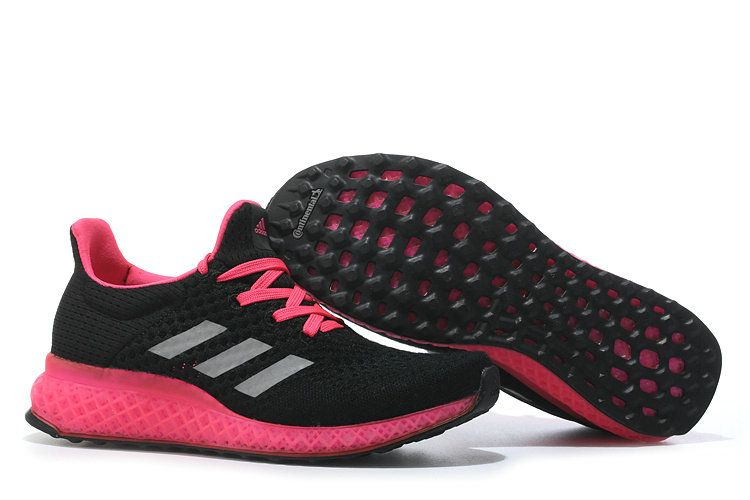 sale retailer ffd0b dbaf5 ... coupon code for wmns adidas futurecraft 3d printed ultra boost black  peach uk trainers 2017 running