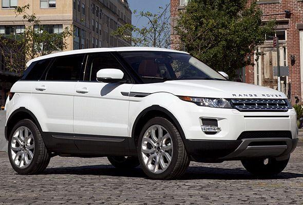 Land Rover Discovery White 2017 My Car Panosundaki Pin