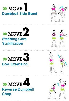 Attractive 5 Killer Moves For Yoga Ready Abs