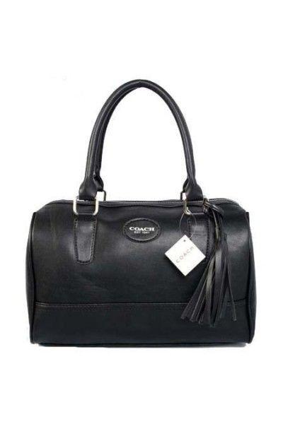 coach classic leather madison satchel black chinabrandwholesale rh pinterest com
