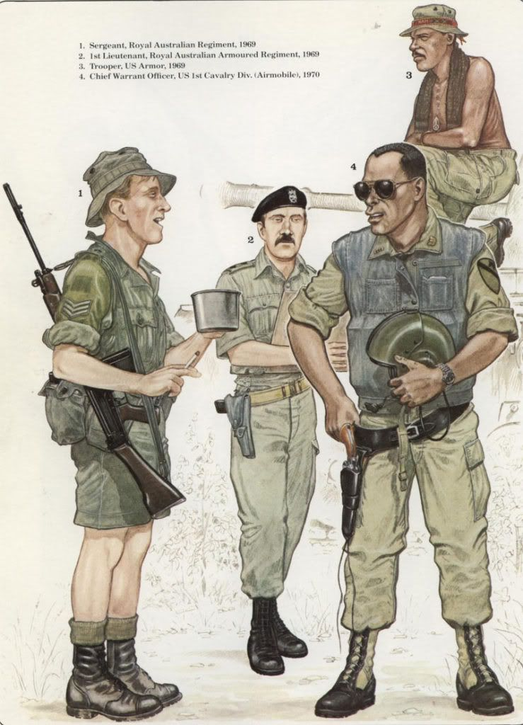 Anzac Vietnam War uniform - Google Search | Anzac Vietnam | War