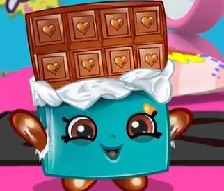 Cheeky Chocolate Shopkins And Kids Cards