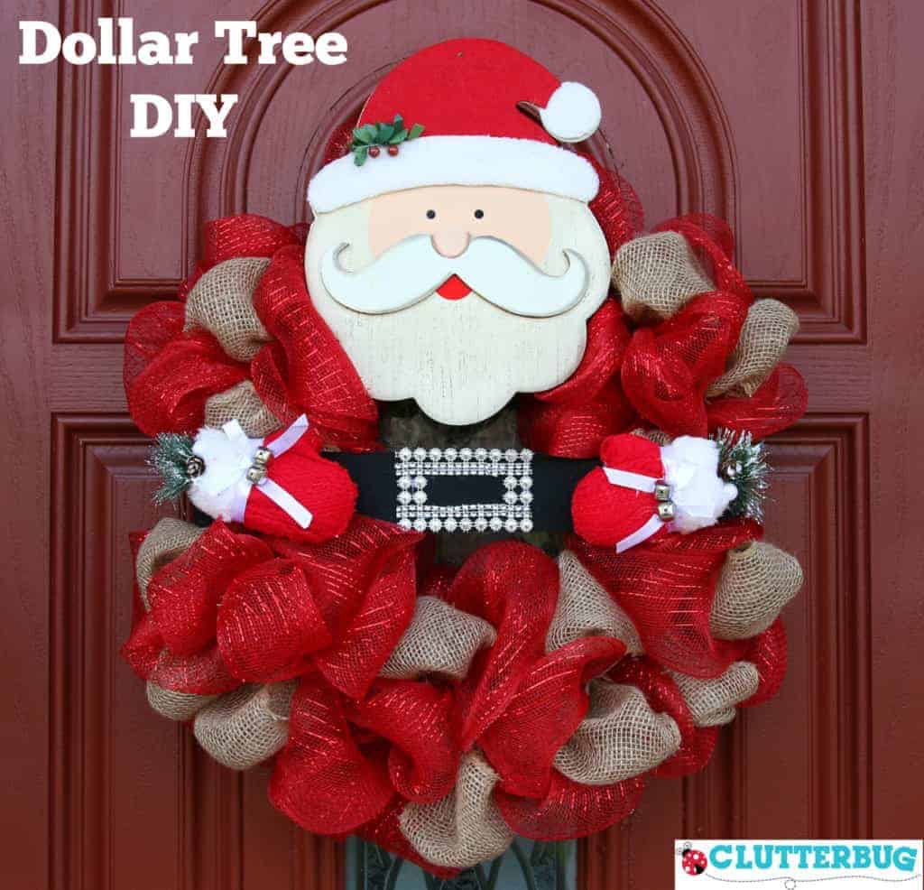 Dollar Tree Christmas DIY Ideas with Free Download