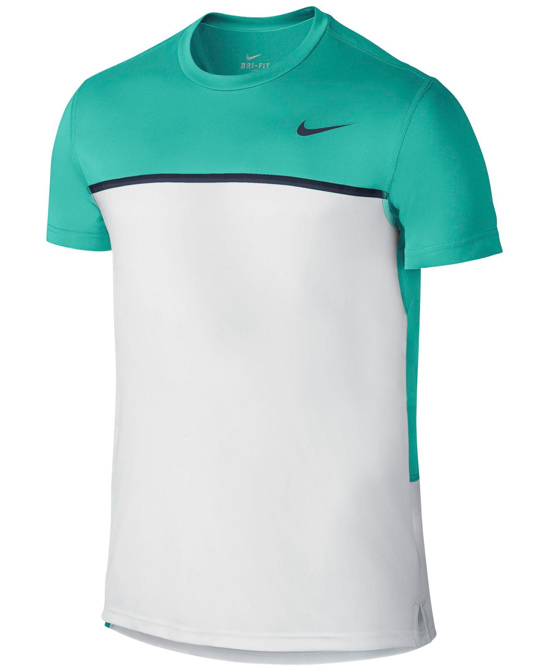 5c7e0858 Nike Challenger Crew Dri-fit T-Shirt | Workout Stuff in 2019 | Dri ...