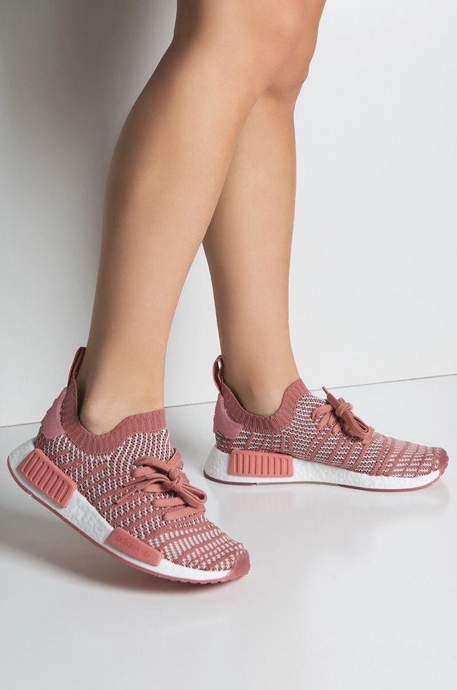 Adidas Women NMD R1 STLT Sneakers  929f8d8b8