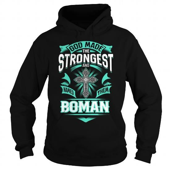 I Love BOMAN BOMANYEAR BOMANBIRTHDAY BOMANHOODIE BOMAN NAME BOMANHOODIES  TSHIRT FOR YOU Shirts & Tees